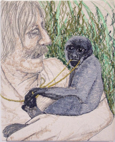 marc and monkey